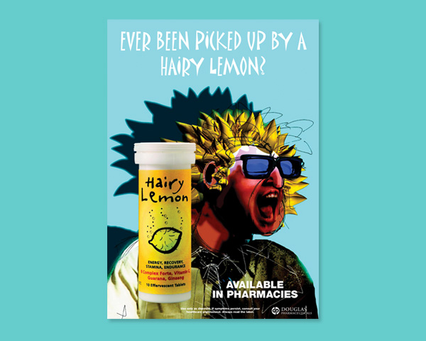 Hairy Lemon